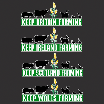 Keep our country farming